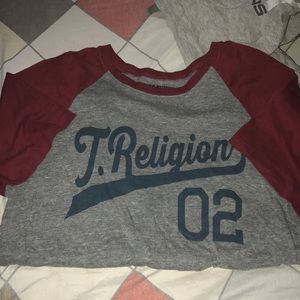 Men's true religion shirt